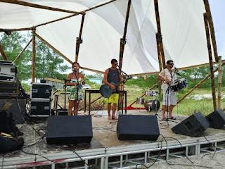 Arena Roots promove música, arte e recreação no Boqueirão Sul