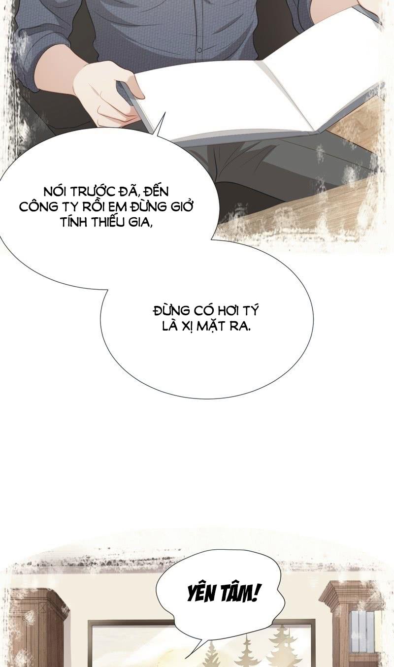 Khi Trá Luyến Nhân chap 55 - Trang 5