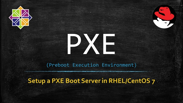 Setup a PXE Boot Server in RHEL/CentOS 7