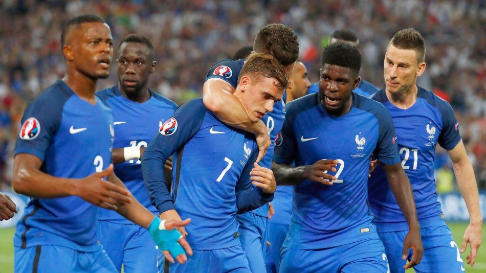 Perancis muncul juara Euro 2016