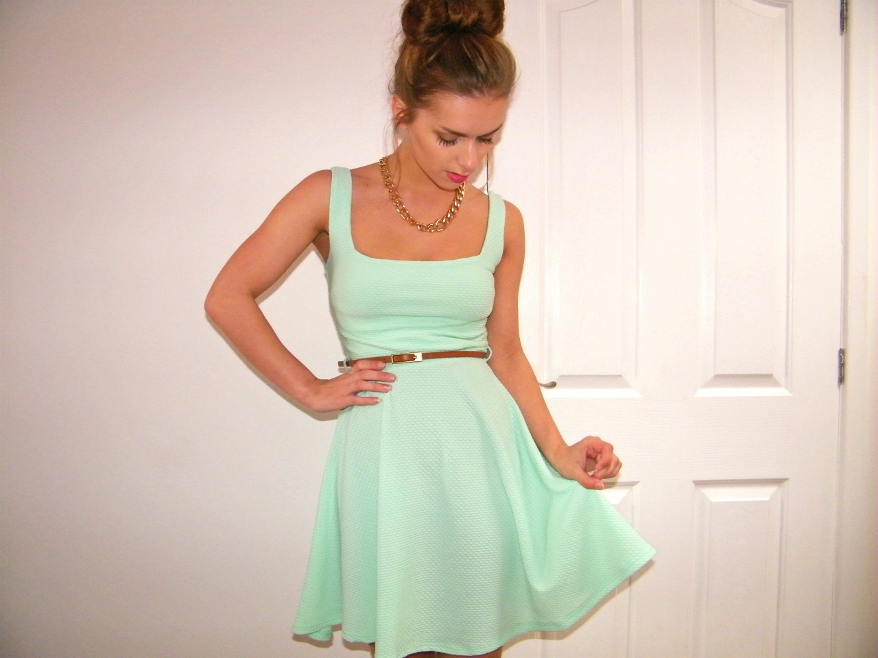Primark Mint Dress