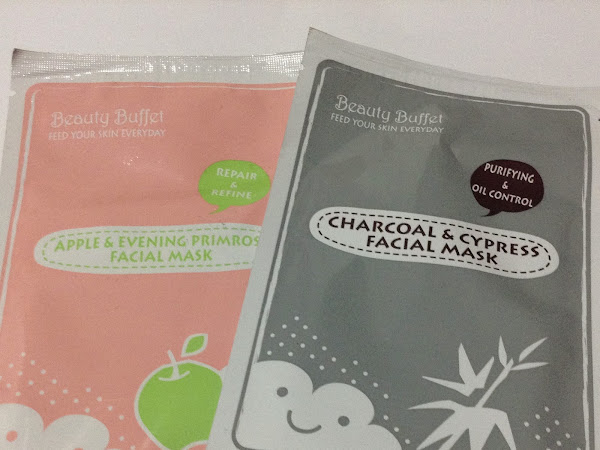 100Pesos and BELOW Sulit Product: Beauty Buffet Refreshing Facial Masks