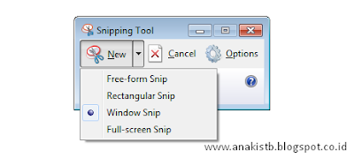 Cara Mengambil Screenshot di Komputer, Screenshoot Menggunakan Snipping Tool, 3 Cara Screenshot di PC/Laptop