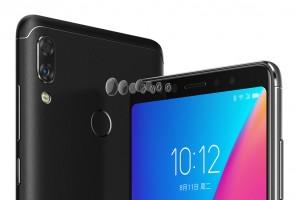 Lenovo K5 Pro dual selfie camera