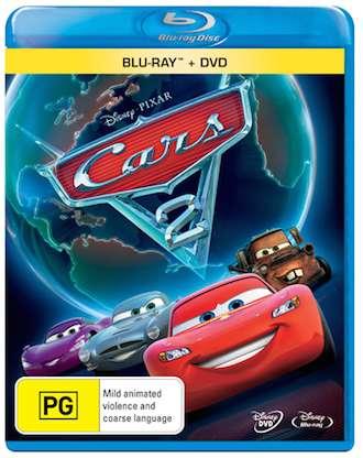 Cars 2 2011 Hindi BluRay Download
