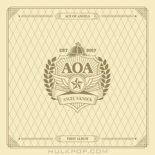 AOA – AOA 1st Album ANGEL`S KNOCK (FLAC+ ITUNES PLUS AAC M4A)