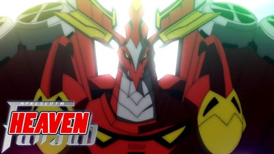 Cardfight!! Vanguard G Next - EP31