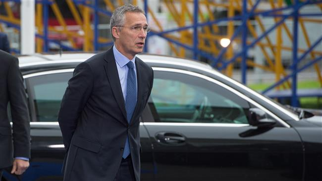 Peaceful solution being sought on North Korea: NATO's Secretary General Jens Stoltenberg