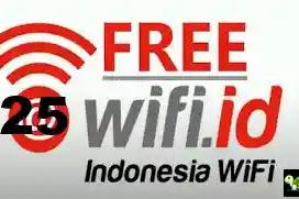 25 Akun Kampus WiFi ID 2019 Terbaru
