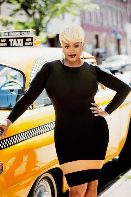 Jill Scott confirms leaked robed photo, denies naked one