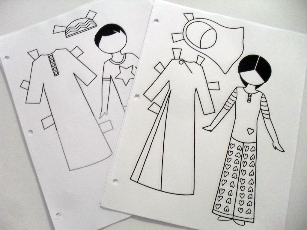 Paper Crafts For Kids Printables