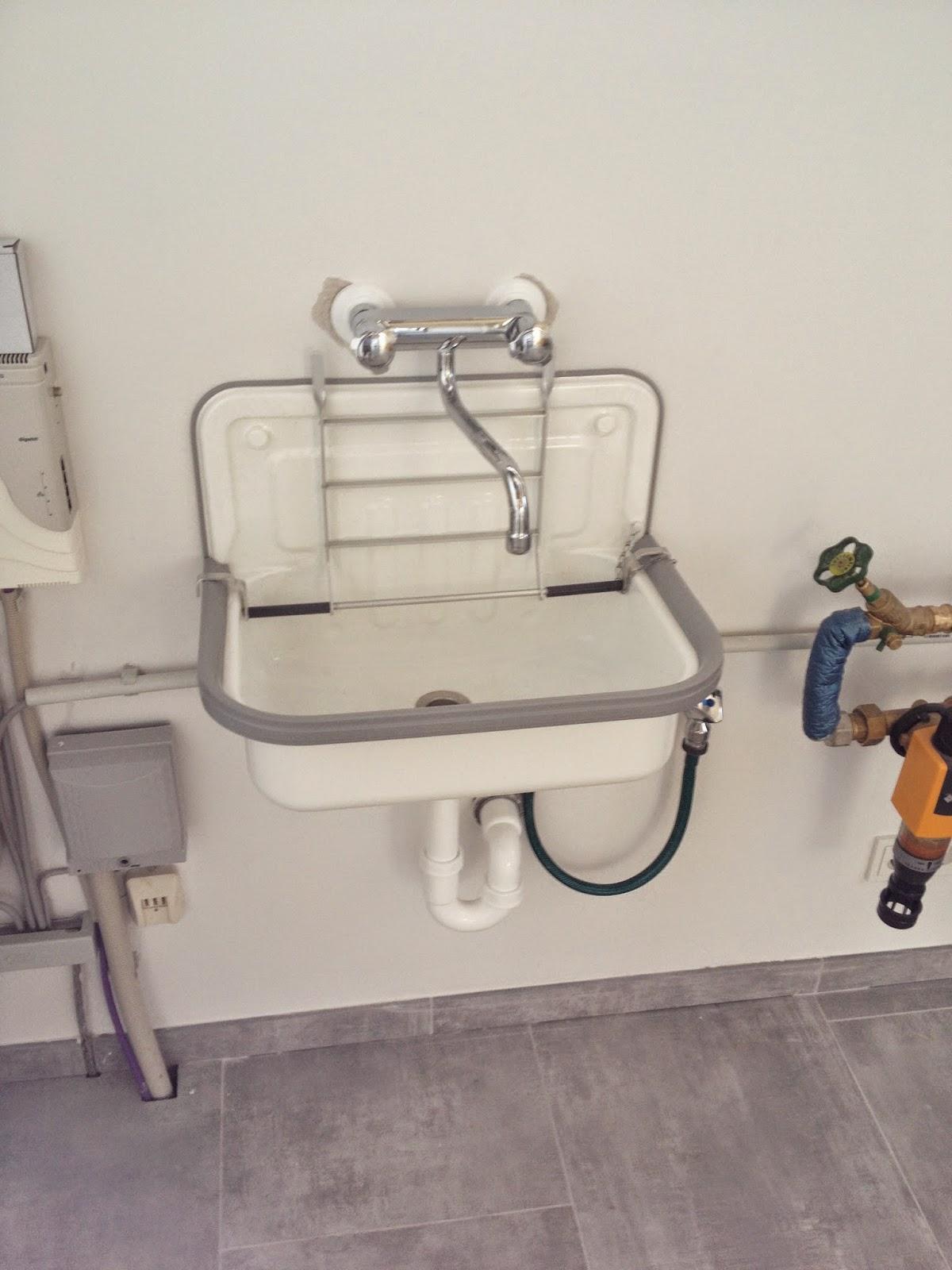 ausgussbecken armatur aufputz abdeckung ablauf dusche