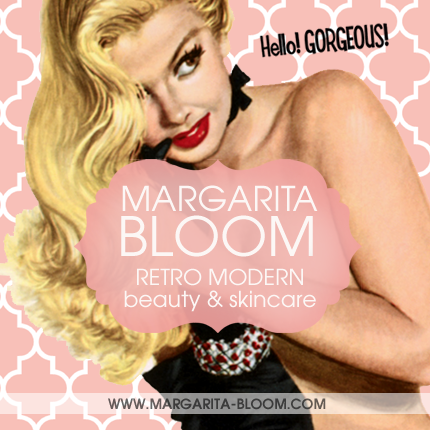Margarita Bloom/Cherry Lips Blonde Curls