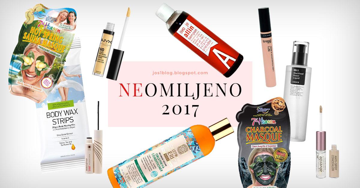 Neomiljena kozmetika u 2017, nega lica, nega tela, nega kose, šminka