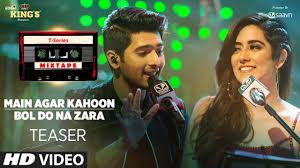 Main Agar Kahoon Bol Do Na Zara Lyrics