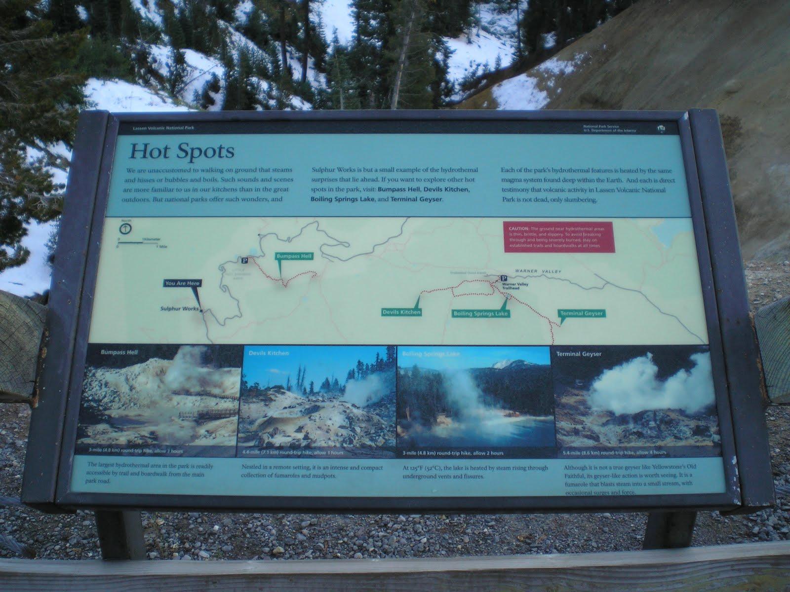 The Road Genealogist: Lassen Volcanic National Park Redux