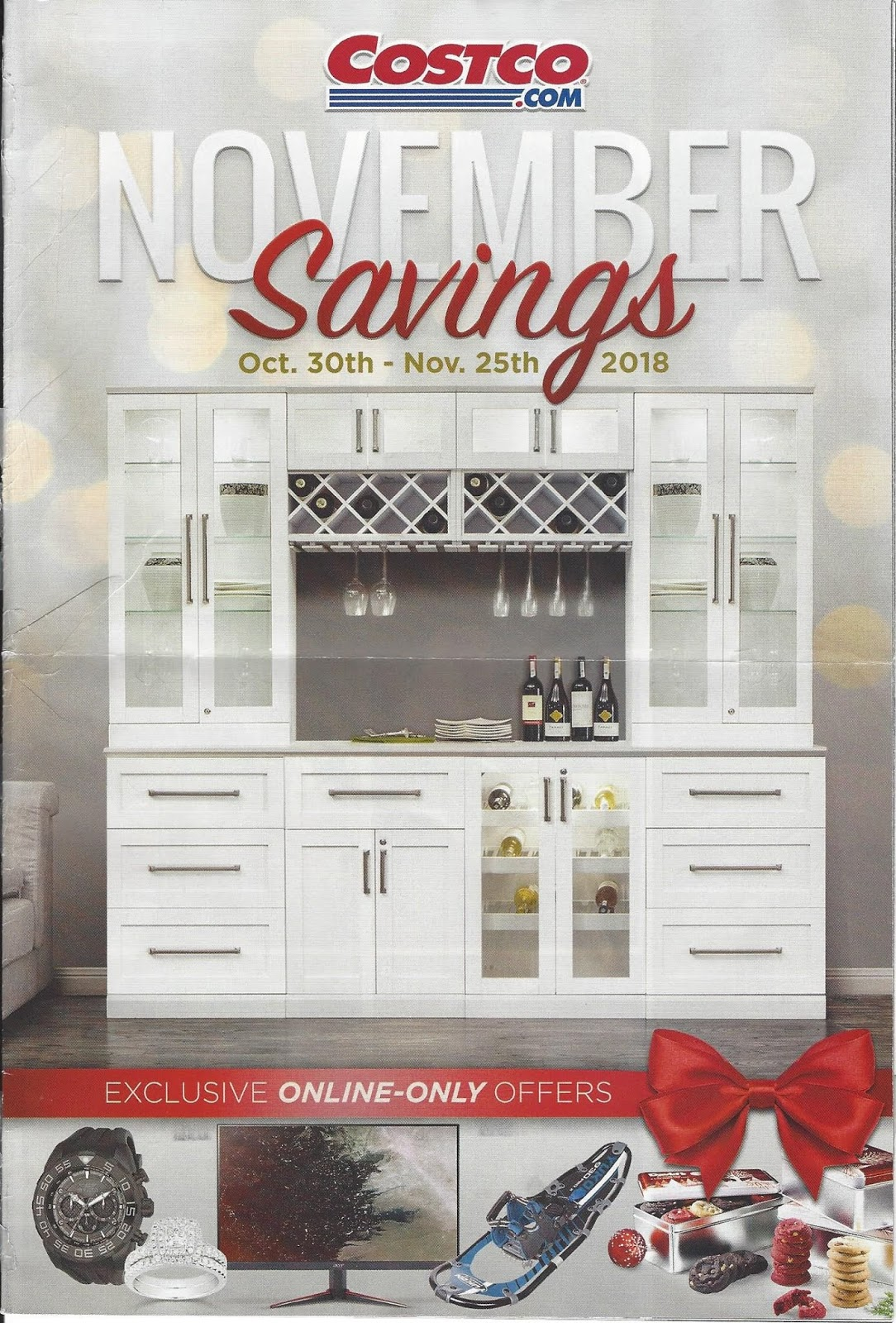 November Exclusive Online-Only Offers