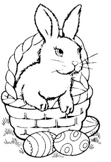 Bunny Cute coloring pages