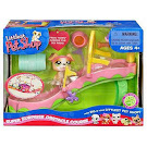 Littlest Pet Shop Small Playset Boxer (#235) Pet
