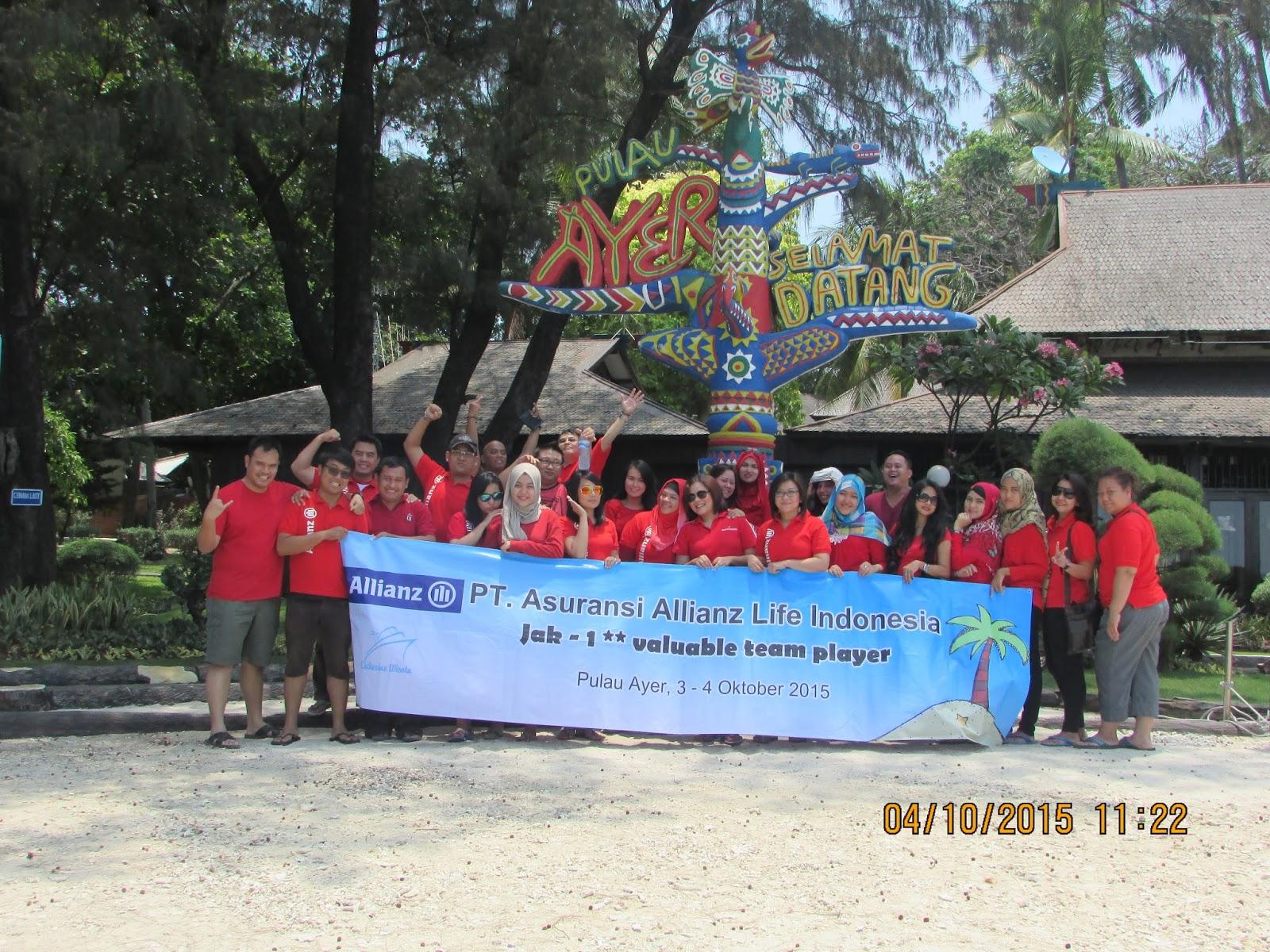 PT. Asuransi Allianz Life Indonesia At Pulau Ayer 3 - 4 ...