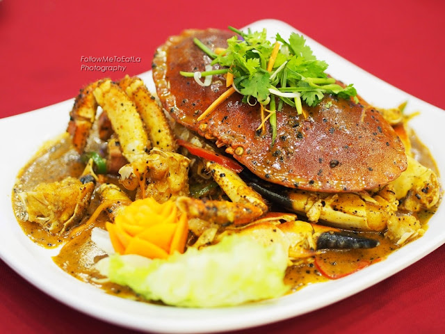 French Crab with Mongolian Sauce RM 13.90 per 100 grams