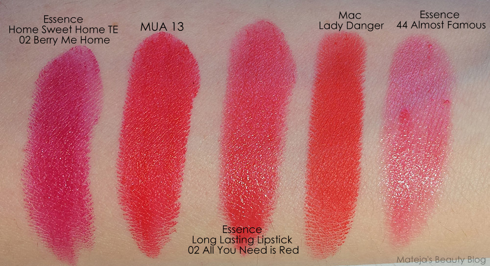Long Lasting Exterior House Paint Colors Ideas: Essence Long Lasting Lipsticks