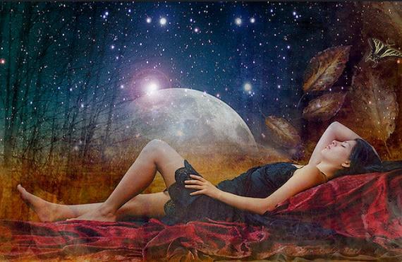 Полнолуния в знаках Зодиака