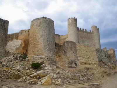 Castell de Xivert Alcala de Xivert Parc natural de la Serra d'Irta Costa del Azahar