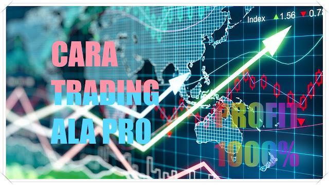 Cara Trading Ala Profesional, Aturan-aturan Dasar Dalam Trading