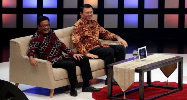 Meski Elektabilitas Turun, Ahok-Djarot Dinilai Lebih Mampu Benahi Jakarta Dibanding Anies-Sandi