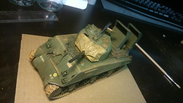 US Marines M4 Sherman (Italieri - 1/35) DSC_0096