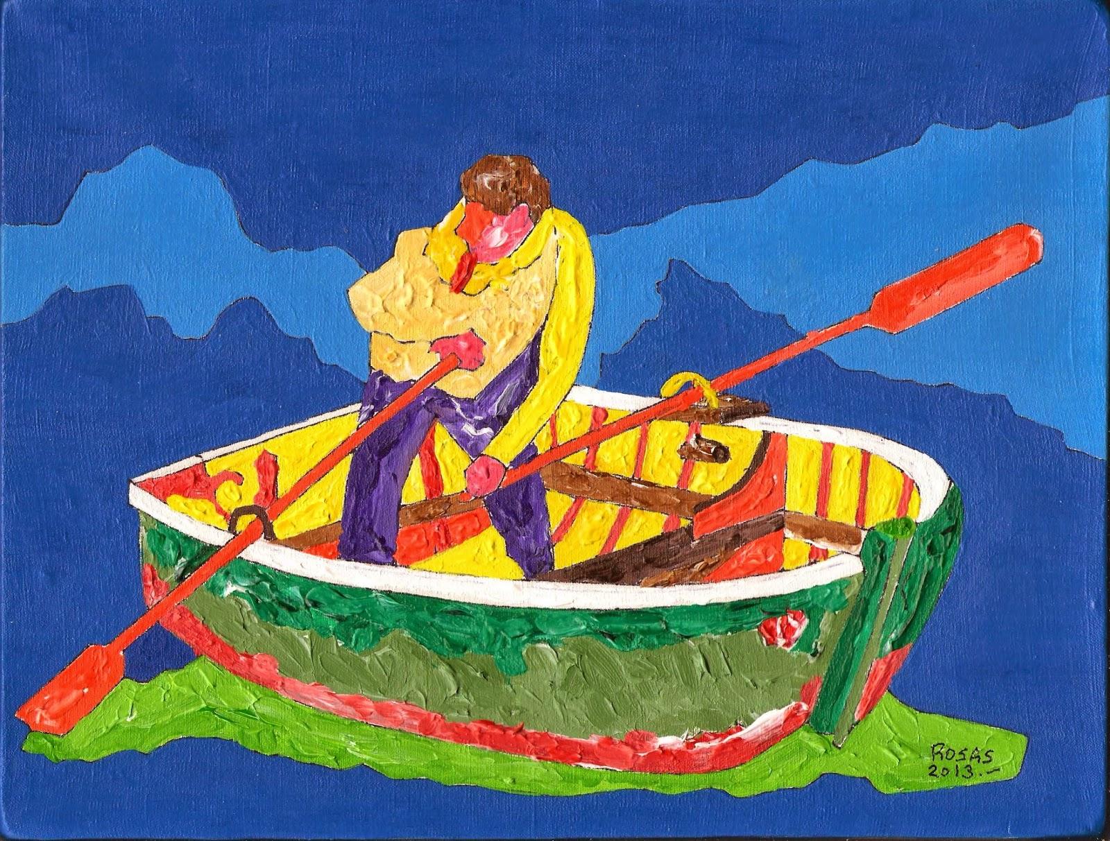 Resultado de imagen para pinturas de Eduardo Rosas