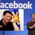 Facebook at Duterte government, magtutulungan para pabilisin ang internet sa Pilipinas