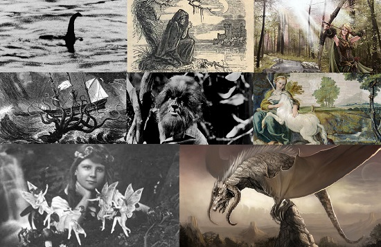 Dünyada En Popüler 10 Efsanevi Yaratık
