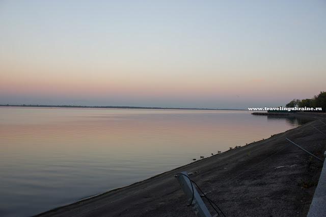 Киевское море Межигорье