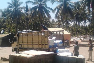 Jasa Angkutan Truk Mataram Lombok