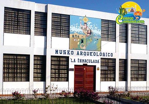 Museo Arqueológico ISEP La Inmaculada