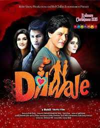 Dilwale 2015 Hindi Movie Free Downloads MP4 300mb