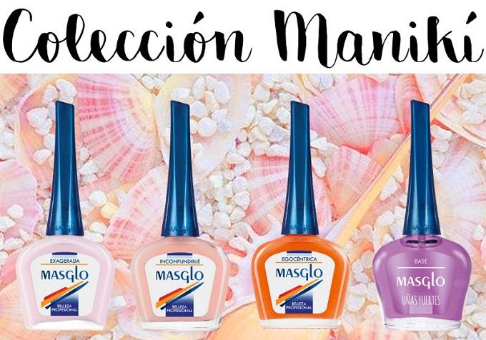 """Manikí"""" – la nueva colección nude de MASGLO   Cosmética en acción ..."""