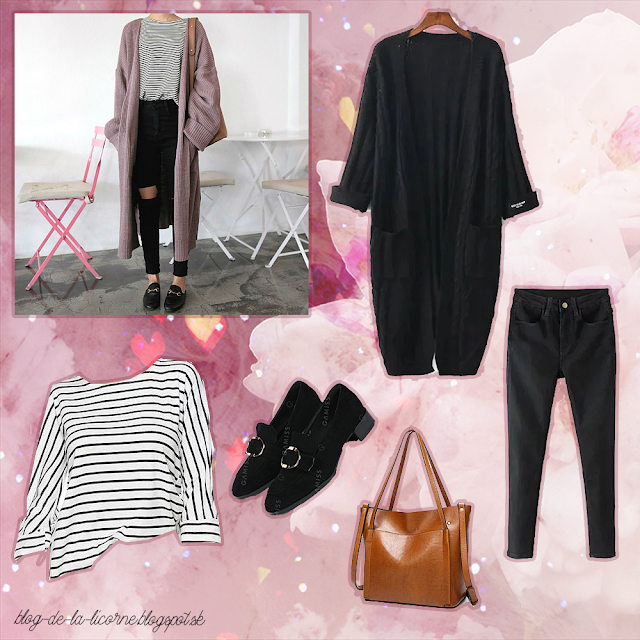 Autumn Ulzzang Outfit Inspiration