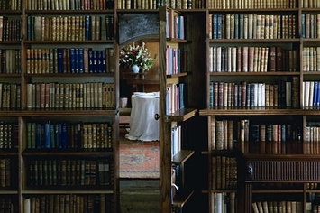 Movies With Secret Book Case Rooms