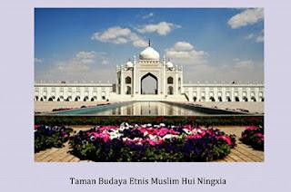 Taman budaya muslim china