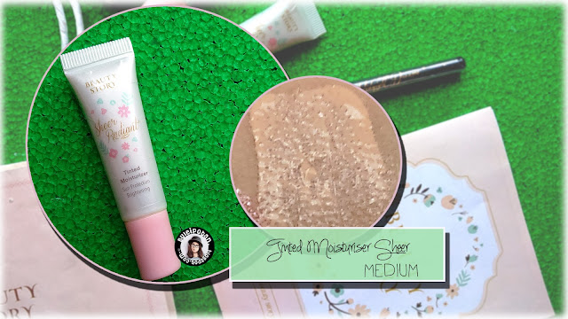 Beauty Story Tinted Moisturiser Sheer Radiant