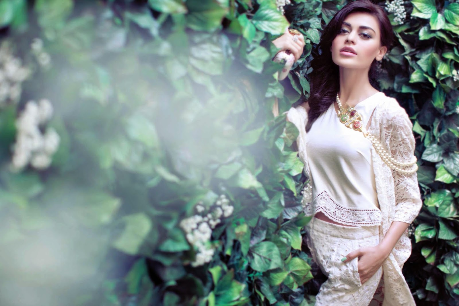 Pakistani Designer Outfit by Shehla Chatoor