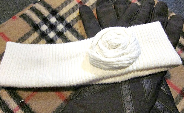 Recycled Sweater Accessories for Winter