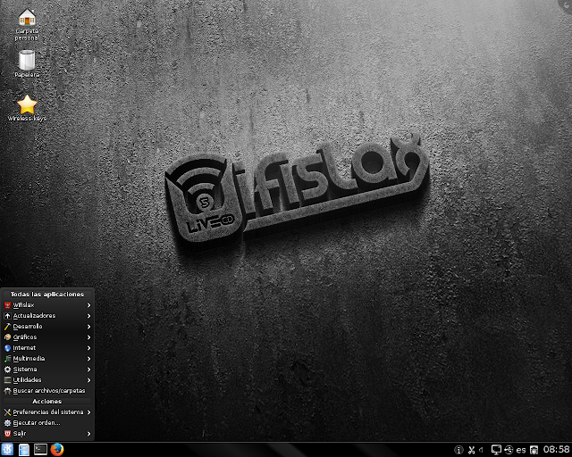 Lançado Wifislax 4.12, uma distribuição baseada no Slackware destinada para testes de penetração e forense!
