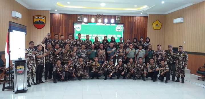 Kodim 0212/TS Gelar Pembinaan Keluarga Besar TNI