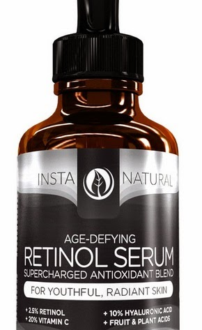 AGE-DEFYING RETINOL SERUM Review