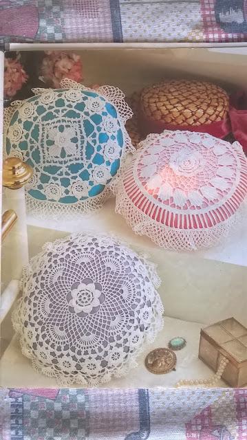 crochet - ganchillo - cover - hassock