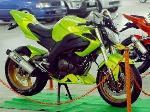 Gambar Yamaha MT15